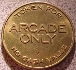 Arcade token